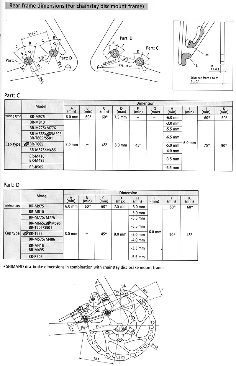Shimano Framebuilder Info - Pvdwiki
