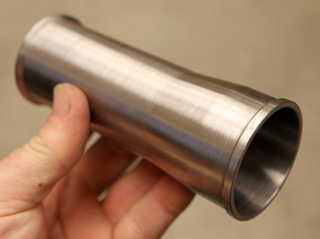 PVD Tapered Head Tube | Peter Verdone Designs