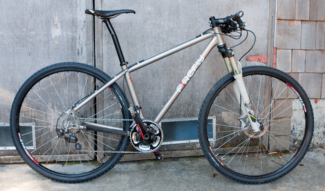 Cyclocross Conversion Peter Verdone Designs