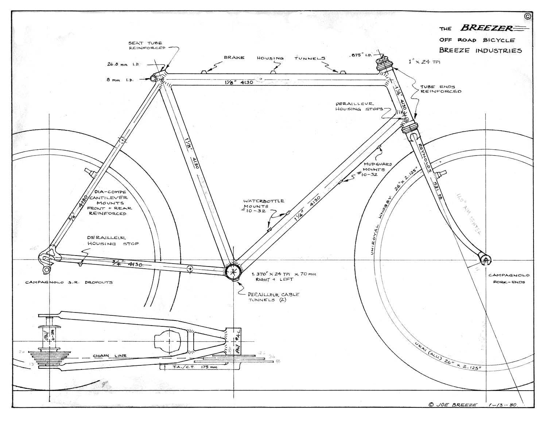 Breezer, Series 2, 1980-81 | Peter Verdone Designs