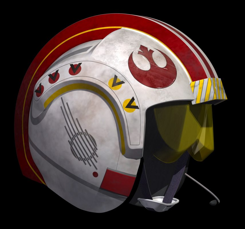 Red-Five-Helmet