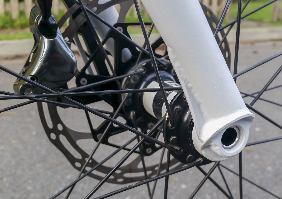 Baron type fork for the hybrid