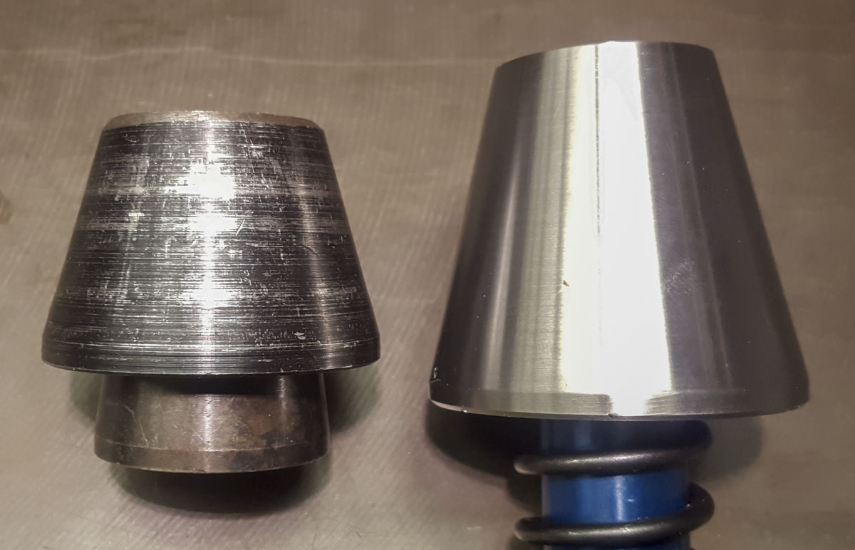 PVD 41 to 56 cone