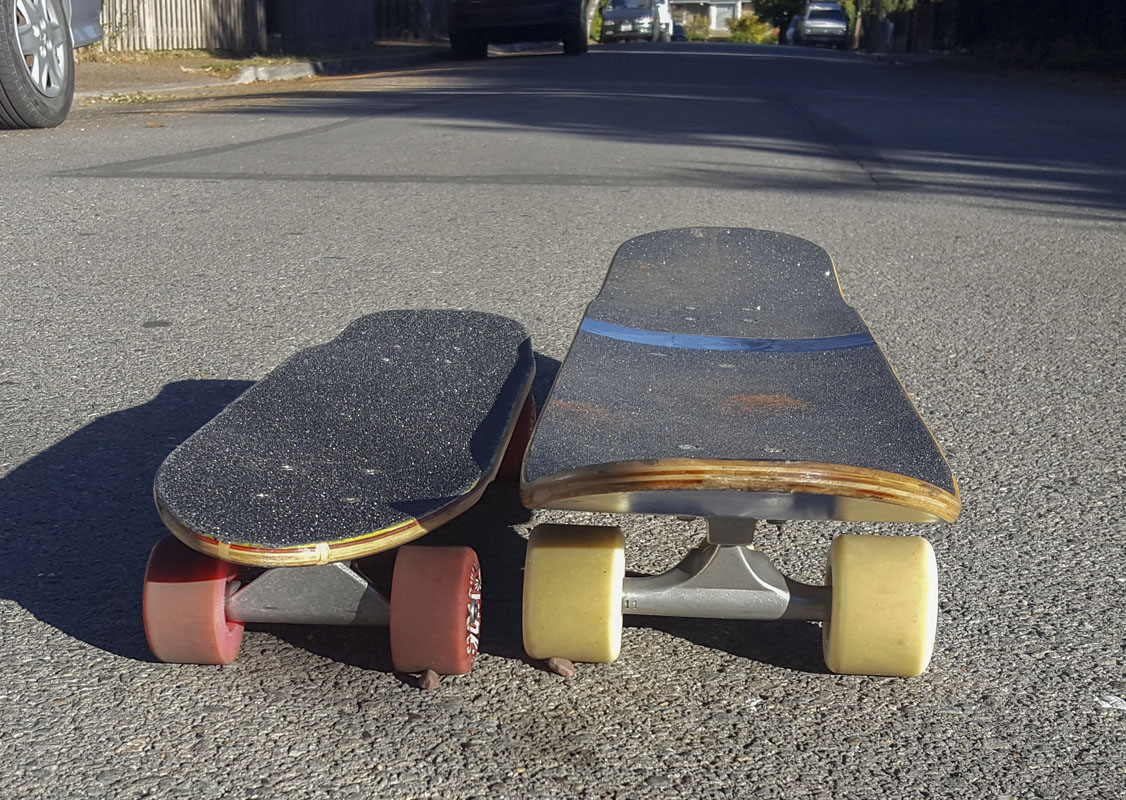 The PVD Juvenile Skateboard
