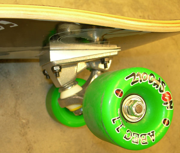 SLANT Wedge Riser Pads Longboard Skateboard
