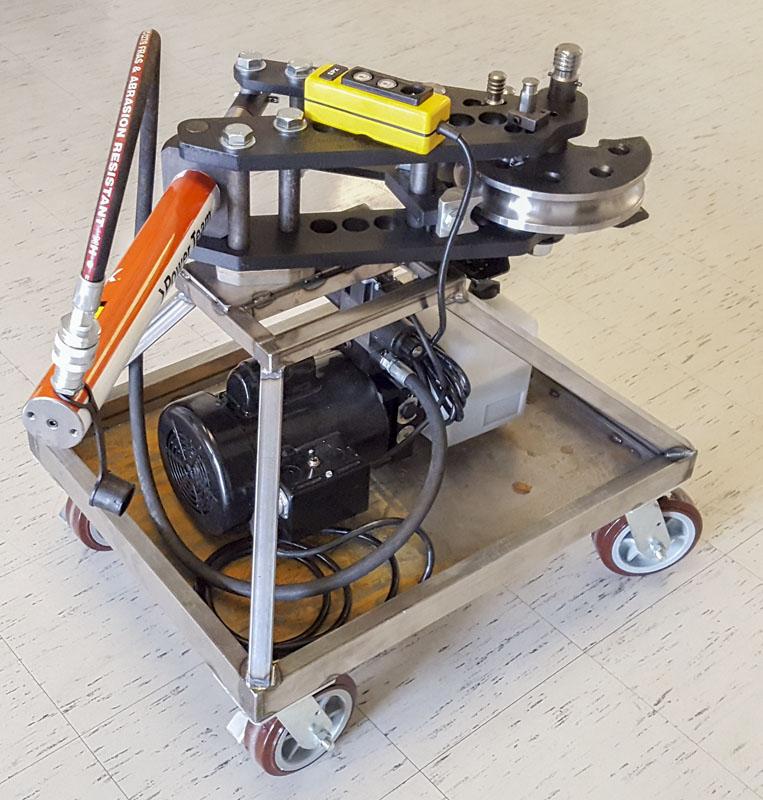 PVD-JD2-32 Bender Cart